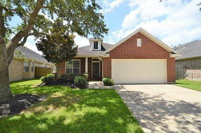 League City Rental For Rent: 6172 Galloway Lane