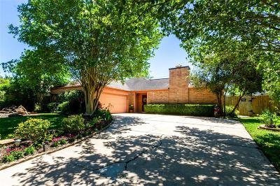 Houston Single Family Home For Sale: 11527 Wickersham Lane