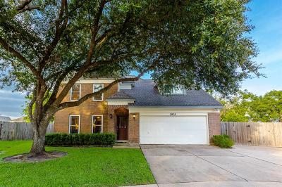 Pearland Single Family Home For Sale: 3903 Beechwood Drive