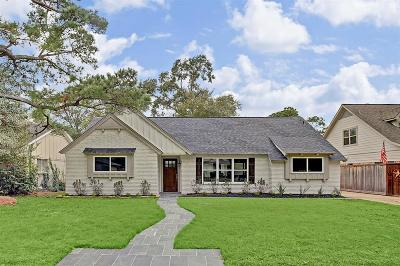 Houston Single Family Home For Sale: 4407 Fallbrook Drive