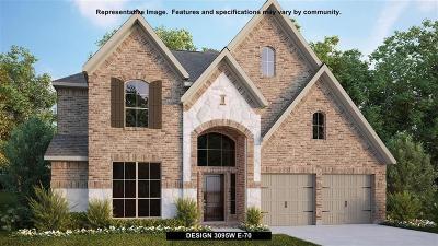Fulshear Single Family Home For Sale: 3719 Lake Falls Drive