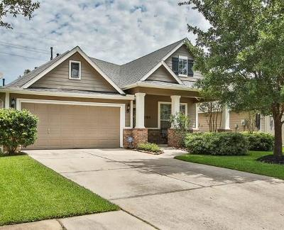 Tomball Single Family Home For Sale: 12810 Benton Park Lane