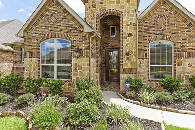 Tomball Single Family Home For Sale: 18510 Keiser Bend Drive