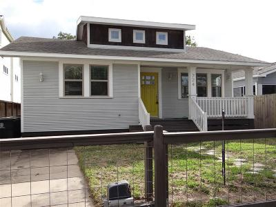 Single Family Home For Sale: 724 W 22nd Street
