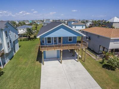 Galveston Single Family Home For Sale: 4109 Ector Drive