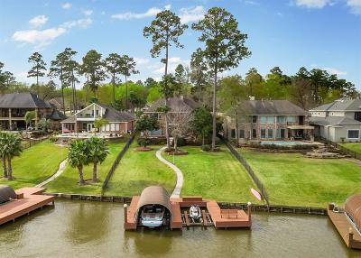 Montgomery Single Family Home For Sale: 18743 W Cool Breeze Lane