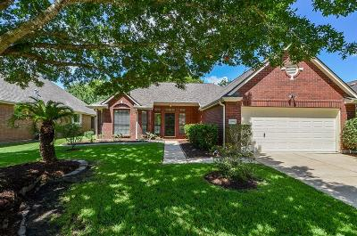 Pearland Single Family Home For Sale: 3918 E Peach Hollow Circle