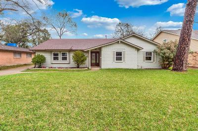 Houston Single Family Home For Sale: 10306 Metronome Drive