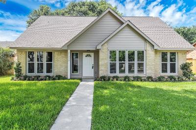 Katy Single Family Home For Sale: 21334 Park Tree Lane