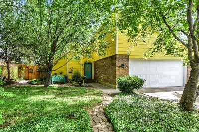 Conroe Single Family Home For Sale: 1816 Tickner Street