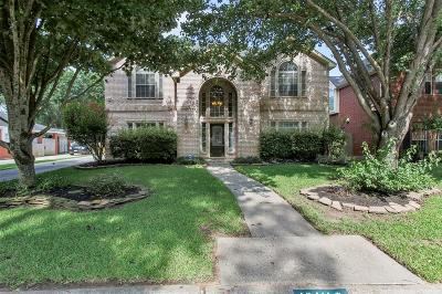 Tomball Single Family Home For Sale: 16411 Carlton Vale Court