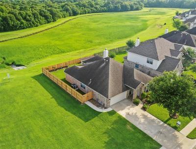 League City Single Family Home For Sale: 3728 Magnolia Ridge