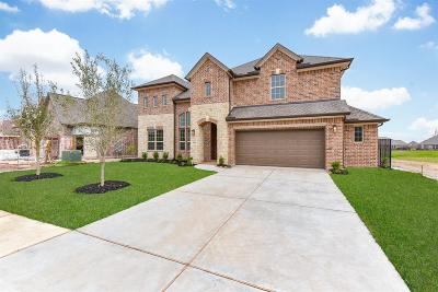 Texas City Single Family Home For Sale: 2806 Cumberland Drive