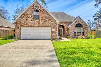 Montgomery Single Family Home For Sale: 3330 Hemingway Drive