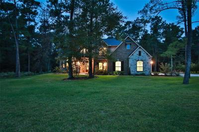 Magnolia Single Family Home For Sale: 29023 Shirley Meadows