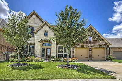 Katy Single Family Home For Sale: 27011 Calaway Falls