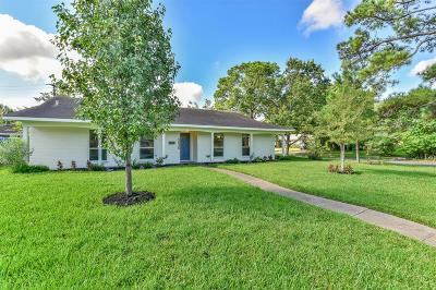 Houston Single Family Home For Sale: 4839 Benning Drive