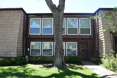 Houston TX Condo/Townhouse For Sale: $149,000