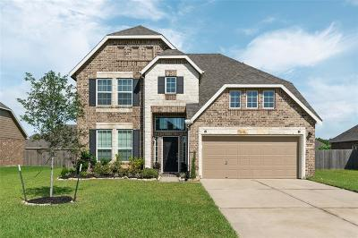 Baytown Single Family Home For Sale: 4123 Longwood Drive