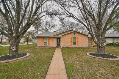 Oak Forest Single Family Home For Sale: 4003 Antoine Drive