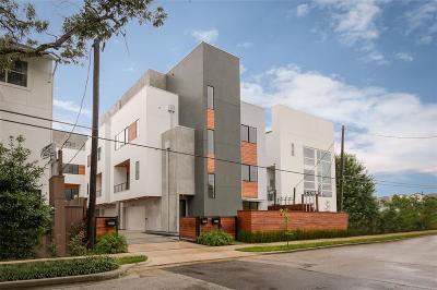 Houston Single Family Home For Sale: 5208 La Branch Street