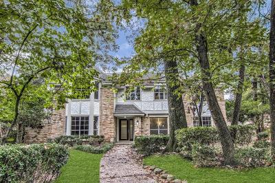Houston Single Family Home For Sale: 5623 Willow Walk Street