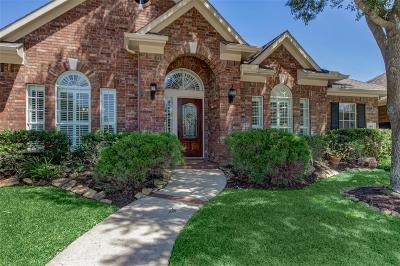 Houston Single Family Home For Sale: 5614 Lake Place Drive
