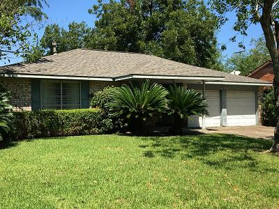 Friendswood Single Family Home For Sale: 210 Stratmore Drive