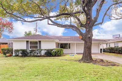 Houston Single Family Home For Sale: 4419 Merwin Street