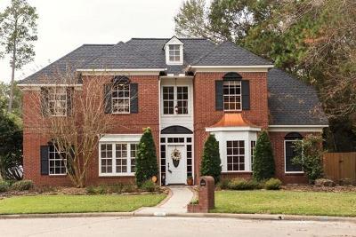 Kingwood Single Family Home For Sale: 3319 N Greenwood Glen Drive N