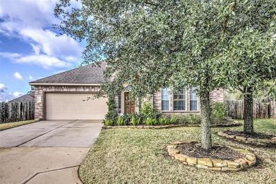 Spring Single Family Home For Sale: 24615 Fort Path Drive