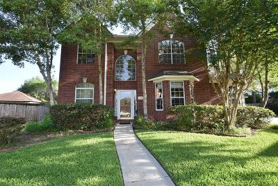 Sugar Land Single Family Home For Sale: 11414 Oak Lake Vista Court