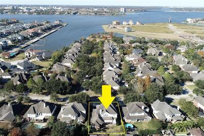 League City Single Family Home For Sale: 2375 Indigo Harbour Lane