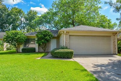 Sugar Land Single Family Home For Sale: 2619 Old Fort Road