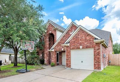 Katy Single Family Home For Sale: 6455 Dylan Springs Lane