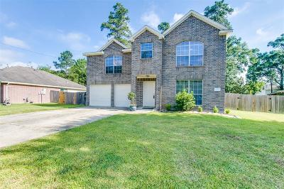 Magnolia Single Family Home For Sale: 6622 Grant Drive