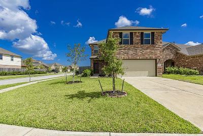League City Single Family Home For Sale: 6861 Dogwood Cliff Lane