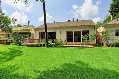 Houston Single Family Home For Sale: 9618 Longmont Drive