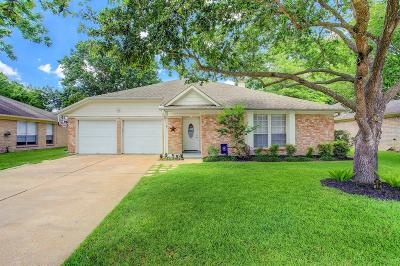 Katy Single Family Home For Sale: 1014 Valley Ranch Drive