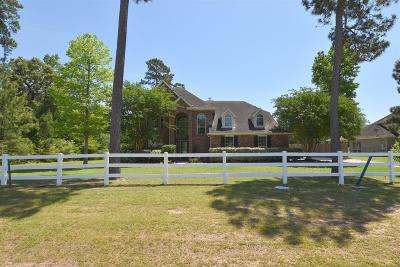 Montgomery Single Family Home For Sale: 11535 Shelleys Run