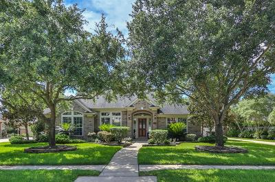 Richmond Single Family Home For Sale: 1710 Lake Quitman Drive