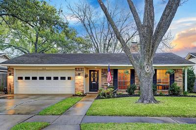 Sugar Land Single Family Home For Sale: 152 Dogwood Street