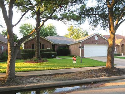 Katy Single Family Home For Sale: 19210 Winding Trail Lane