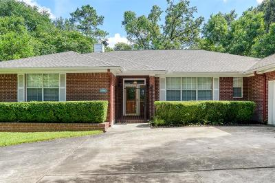 Conroe Single Family Home For Sale: 2436 Carriage Ridge Lane