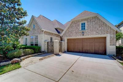 The Woodlands Single Family Home For Sale: 67 Wood Manor Place
