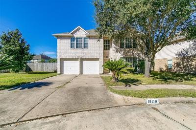 Fort Bend County Single Family Home For Sale: 16118 Darwood Court