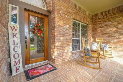 Katy Single Family Home For Sale: 2518 Monarch Terrace Drive