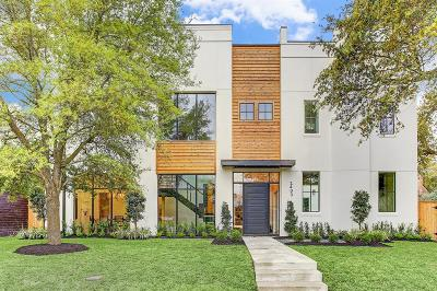 Houston Single Family Home For Sale: 1403 Milford Street