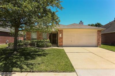 Houston TX Single Family Home For Sale: $182,500
