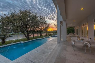 Single Family Home For Sale: 18222 Nassau Bay Dr